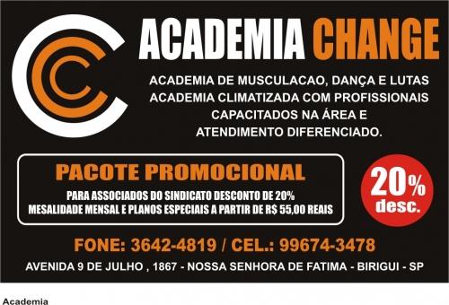 Academia Change
